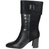 Topánky Ženy Čižmy do mesta Laura Biagiotti 6589 Black