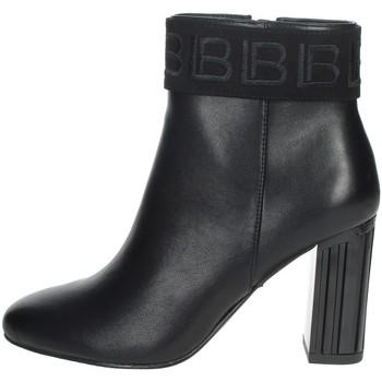 Topánky Ženy Čižmičky Laura Biagiotti 6583 Black