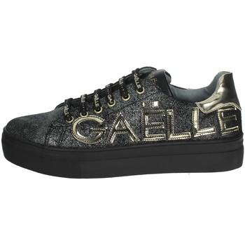 Topánky Ženy Nízke tenisky GaËlle Paris G-413 Charcoal grey