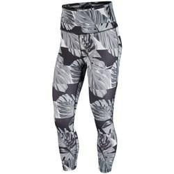 Oblečenie Ženy Legíny Nike Fast Čierna, Sivá