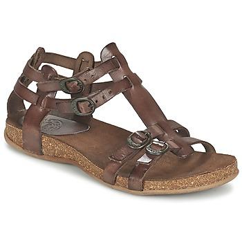 Topánky Ženy Sandále Kickers ANA Hnedá