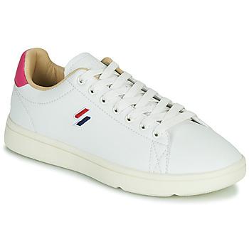 Topánky Ženy Nízke tenisky Superdry VINTAGE TENNIS Biela