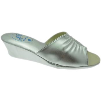 Topánky Ženy Šľapky Milly MILLY1805arg grigio