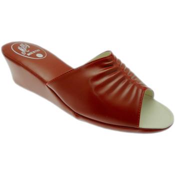 Topánky Ženy Šľapky Milly MILLY1805ros rosso