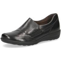Topánky Ženy Mokasíny Caprice Casual Closed Flats Black Black