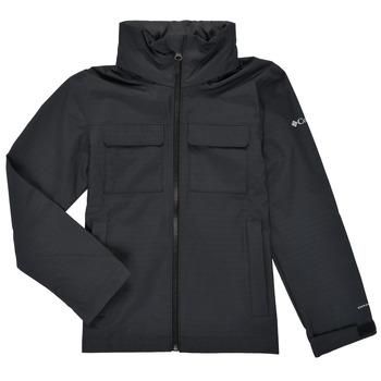 Oblečenie Dievčatá Parky Columbia VEDDER PARK JACKET Čierna
