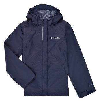 Oblečenie Dievčatá Bundy  Columbia ARCADIA JACKET Námornícka modrá