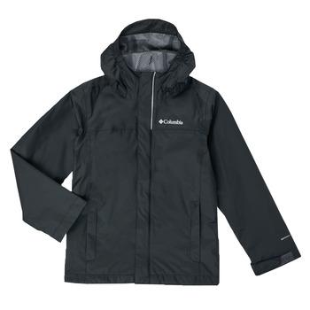 Oblečenie Chlapci Bundy  Columbia WATERTIGHT JACKET Čierna