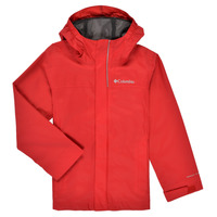 Oblečenie Chlapci Bundy  Columbia WATERTIGHT JACKET Červená