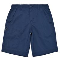Oblečenie Chlapci Šortky a bermudy Columbia SILVER RIDGE SHORT Námornícka modrá