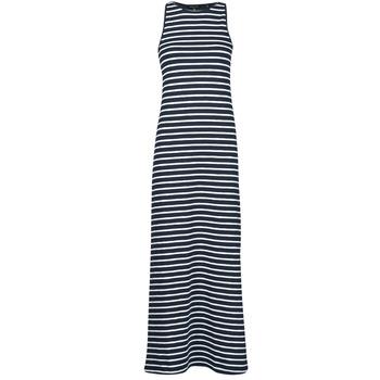 Oblečenie Ženy Dlhé šaty Superdry JERSEY MAXI DRESS Modrá