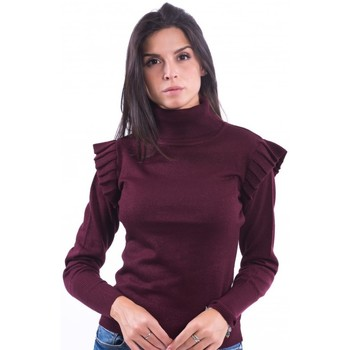 Oblečenie Ženy Svetre Fracomina F120W04014K03901 Bordeaux