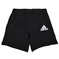 Oblečenie Chlapci Šortky a bermudy adidas Performance B BOS SHORT Čierna
