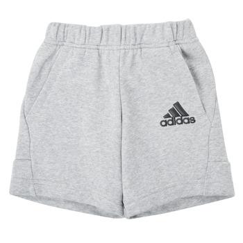 Oblečenie Chlapci Šortky a bermudy adidas Performance B BOS SHORT Šedá