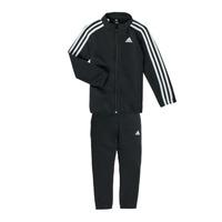 Oblečenie Chlapci Súpravy vrchného oblečenia adidas Performance B FT TS Čierna