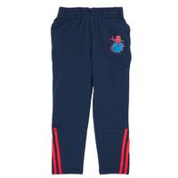 Oblečenie Chlapci Tepláky a vrchné oblečenie adidas Performance LB DY SHA PANT Námornícka modrá