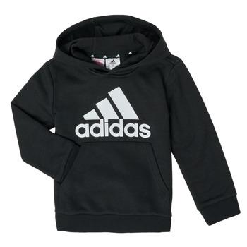 Oblečenie Chlapci Mikiny adidas Performance B BL HD Čierna