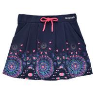 Oblečenie Dievčatá Sukňa Desigual 21SGFK03-5000 Modrá