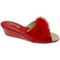 Topánky Ženy Šľapky Milly MILLY102ros rosso