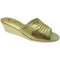 Topánky Ženy Šľapky Milly MILLY1805oro blu