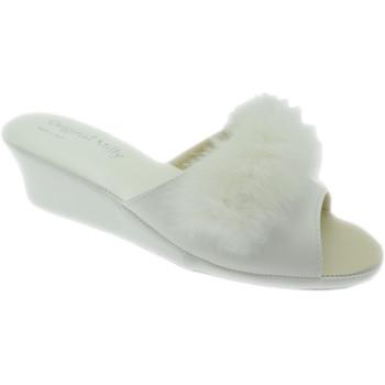 Topánky Ženy Šľapky Milly MILLY102bia bianco