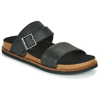Topánky Muži Šľapky Timberland AMALFI VIBES 2BAND SANDAL Čierna