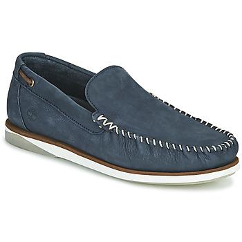 Topánky Muži Námornícke mokasíny Timberland ATLANTIS BREAK VENETIAN Modrá