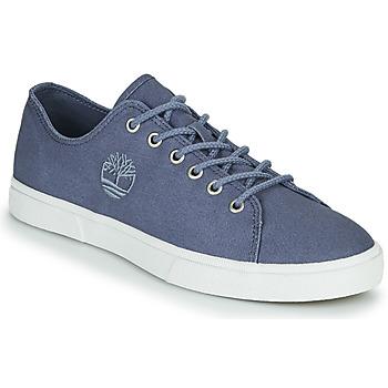 Topánky Muži Nízke tenisky Timberland UNIONWHARF2.0 EK+ LOGO OX Modrá