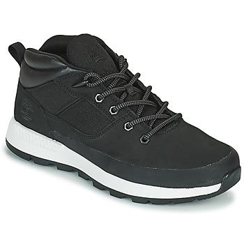Topánky Muži Nízke tenisky Timberland SPRINT TREKKER SUPER OX Čierna