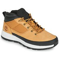 Topánky Muži Nízke tenisky Timberland SPRINT TREKKER SUPER OX Žltá obilná