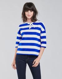 Oblečenie Ženy Blúzky Petit Bateau MABELLA Viacfarebná