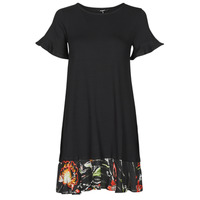 Oblečenie Ženy Krátke šaty Desigual KALI Čierna
