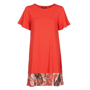 Oblečenie Ženy Krátke šaty Desigual KALI Červená