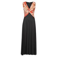Oblečenie Ženy Dlhé šaty Desigual YAKARTA Čierna
