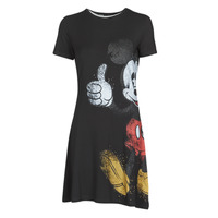 Oblečenie Ženy Krátke šaty Desigual MICKEY Čierna