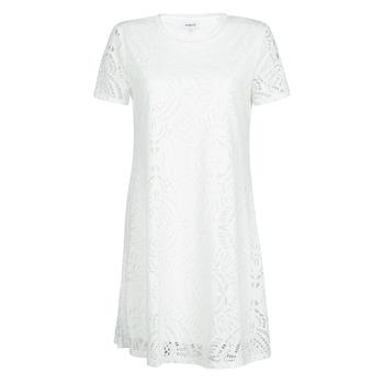 Oblečenie Ženy Krátke šaty Desigual NILO Biela