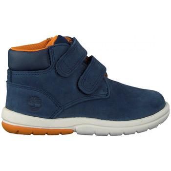 Topánky Deti Čižmy Timberland Toddletracks hl boot Modrá