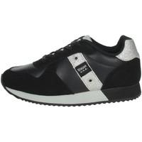 Topánky Dievčatá Nízke tenisky Blauer LILLI02 Black