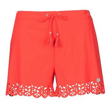 Oblečenie Ženy Šortky a bermudy Banana Moon MEOW Červená