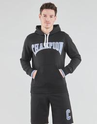 Oblečenie Muži Mikiny Champion 215747 Čierna / Modrá