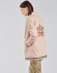 Oblečenie Ženy Saká a blejzre Cream OFELIA JACKET Ružová