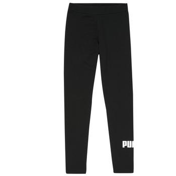 Oblečenie Dievčatá Legíny Puma ESS LEGGING Čierna
