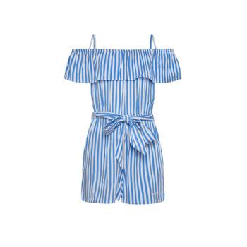 Oblečenie Dievčatá Módne overaly Pepe jeans LILI Modrá