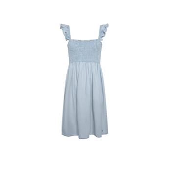Oblečenie Dievčatá Krátke šaty Pepe jeans MARIA DRESS Modrá