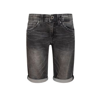 Oblečenie Chlapci Šortky a bermudy Pepe jeans CASHED SHORT Šedá
