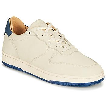 Topánky Nízke tenisky Clae MALONE Béžová / Modrá