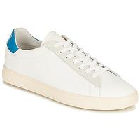 Topánky Nízke tenisky Clae BRADLEY CALIFORNIA Biela / Modrá