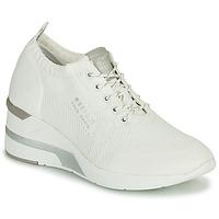 Topánky Ženy Členkové tenisky Mustang THALIA Biela