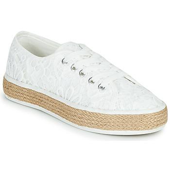 Topánky Ženy Nízke tenisky Banana Moon ECHA MURRAY Biela