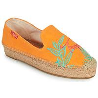Topánky Ženy Espadrilky Banana Moon VERAO Oranžová